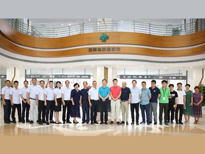 热烈庆祝海南省肿瘤医院SPD+院内物流延伸服务项目启动大会圆满成功!